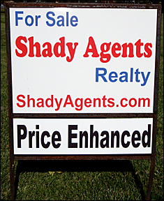 Shady Agents Price