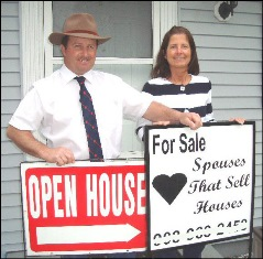 Shady Agents - Spouses Sell Houses
