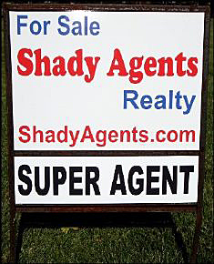 Shady Agents Super Agent