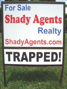 Shady Agents - Trapped
