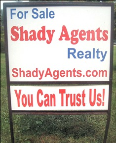 Shady Agents Trust Us